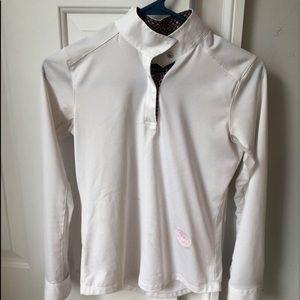 Essex Classic Wrap Collar Show Shirt